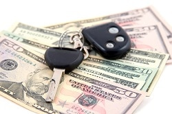 Most lenders who work with borrowers with poor credit scores will require a down payment for a car loan. These down payments can be in the form of cash or real trade equity (in other words, the vehicle must either be paid off or the value of the trade-in must be more than the amount owed on the loan). Down payments for car loans When it comes to down payments, each lender has its own set of guidelines, so it's usually difficult to say how much money will be required. Still, there are a number of generalizations that can be made:Car Down Payments with Bad Credit As a rule, lower the credit score, the higher the down payment that will be required Deals with lower vehicle loan to values (or LTV – the ratio of the loan amount to the value of the vehicle) generally require lower down payments than deals with higher LTVs Everything else being equal, borrowers with more stable employment and residency backgrounds will qualify for lower down payments than buyers with shorter work and residency histories Borrowers with situational (temporary) bad credit usually qualify for lower down payments than those with habitual (continuous) credit issues. Depending upon the lender and the credit tier, borrowers with credit problems can typically expect down payment requirements ranging from $0 to $1,000, based upon these criteria The Bottom Line Since down payment requirements for credit-challenged buyers vary by lender and no two consumers are alike, it can be difficult determining, beforehand, the down payment needed. Most borrowers should plan on putting down at least $500 but no more than $1,000. Here at Suburban Auto Finance, we have worked with those who have no down payment as well as those who have some cash set aside for their auto purchase. All you need to do in order to see what we can do for you is complete the simple and fast online financing application. From there, we can help you get the car financing you need