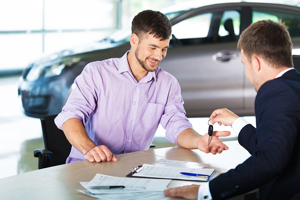 Does Buying A Car Cash Help Your Credit