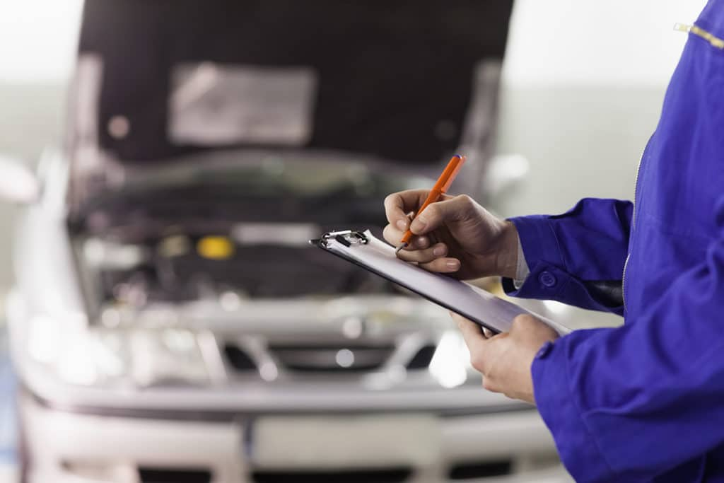 What are the 4 Types of Car Maintenance?